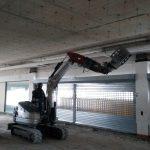 Slopen plafond | Gebroeders Treur BV